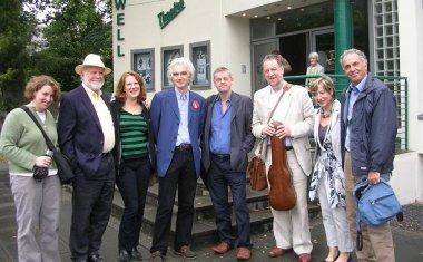Lecturers at Sligo